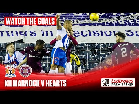 Goals! Killie battle to hard-fought draw with Hearts
