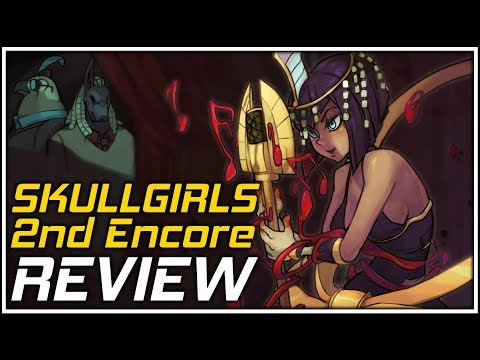 SkullGirls 2nd Encore - Final Review! How Much Did It Score On The V-scale?