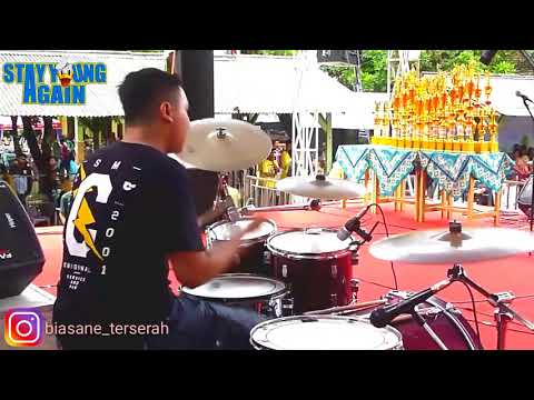 STAY YOUNG AGAIN - PIKIR KERI [Drum Cam] Hak e Hak e Poppunk Version