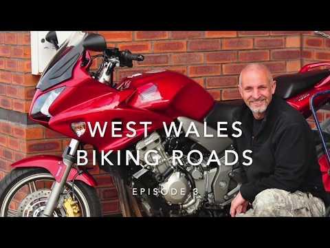 Welsh Biking Roads,  Episode 3 The Black Mountain (Top Gear) Road