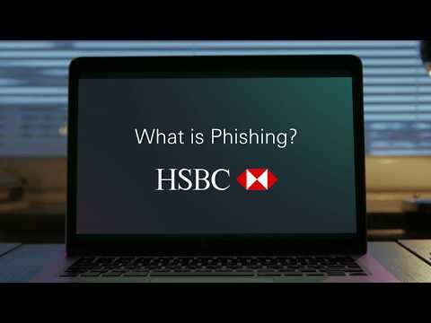 HSBC Safeguard   What is Phishing?