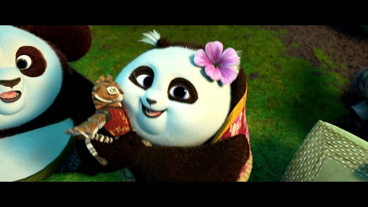 Girl In Snow Wallpaper Kung Fu Panda 3 Trailer 2 Espa 241 Ol Hd Youtube