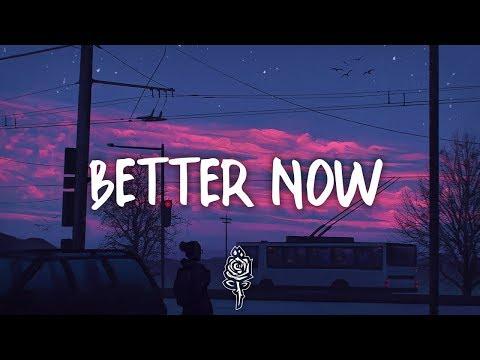 Troye Sivan - Better Now (Lyrics) Post Malone Cover