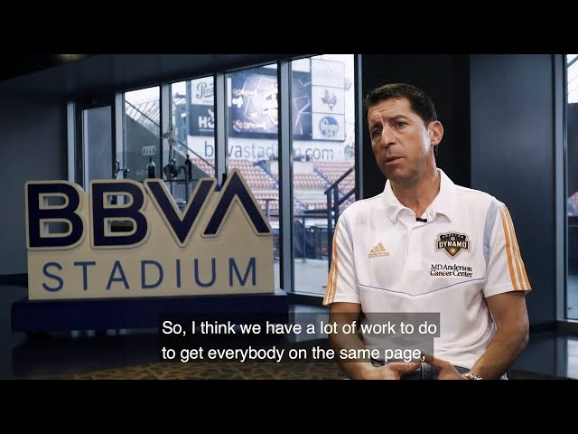 Tab Ramos on putting together the coaching staff
