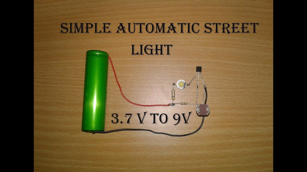 Download 773 Mb Simple Street Light Controller Automatic Ldr Circuit Diagram 9v Projects