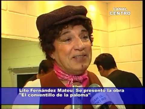 LITO FERNANDEZ MATEU  COMEDIA CORDOBESA