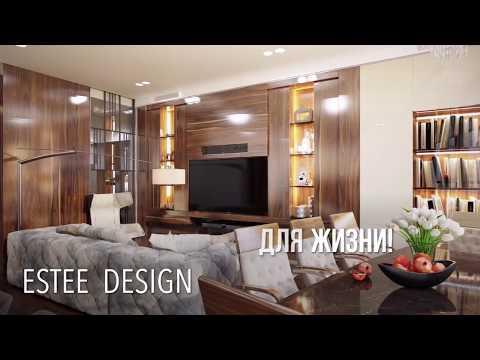 Дизайн интерьера в ЖК Город яхт