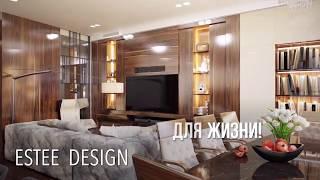 Дизайн интерьера в ЖК Город яхт(, 2017-06-28T12:05:03.000Z)