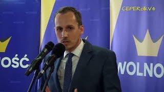 Konrad Berkowicz w Bełchatowie 14.04.2018
