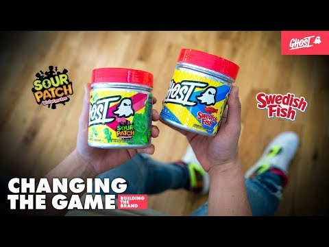 GHOST x SOUR PATCH KIDS® & SWEDISH FISH® Are Here - Building The Brand | S3:E6