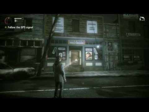 Alan Wake Walkthrough - The Signal DLC