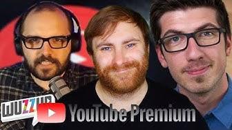 YouTube Premium: Top oder Flop? Unsere Meinung! - WuzzUp Feedback