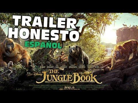 Trailer Honesto- The Jungle Book