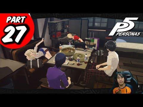 PERSONA 5 - PART 27 - Hot Pot Party