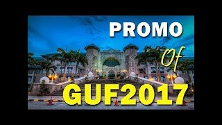 Promo of Global Ummatic Festival 2017 (IIUM)