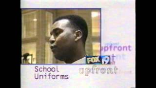 WXIX-TV Fox 19 Upfront + Station ID (1994 or 1995)