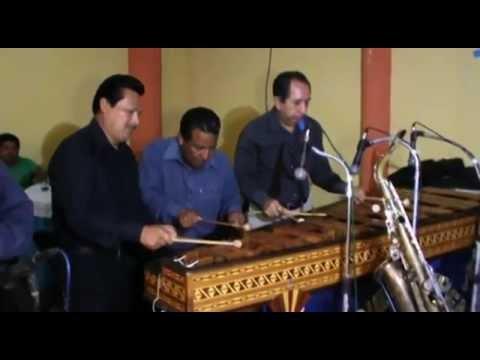 Marimba Espiga De Oro - Popurri De Agustín Lara. Venustiano Carranza, Chiapas.
