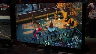 Spider-Man - E3: Gameplay