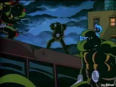 Teenage Mutant Ninja Turtles is listed (or ranked) 7 on the list The Greatest Cartoon Theme Songs of All Time
