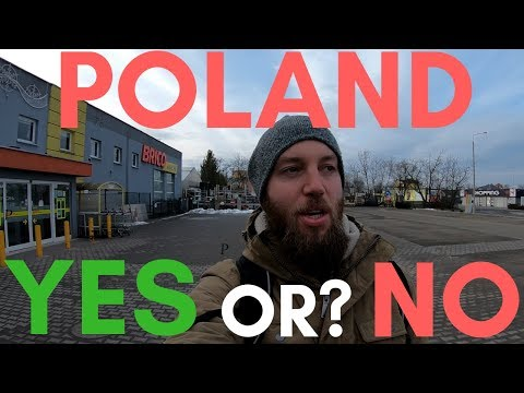 Living In Poland | Moving To Poland | Yes Or No? The TRUTH