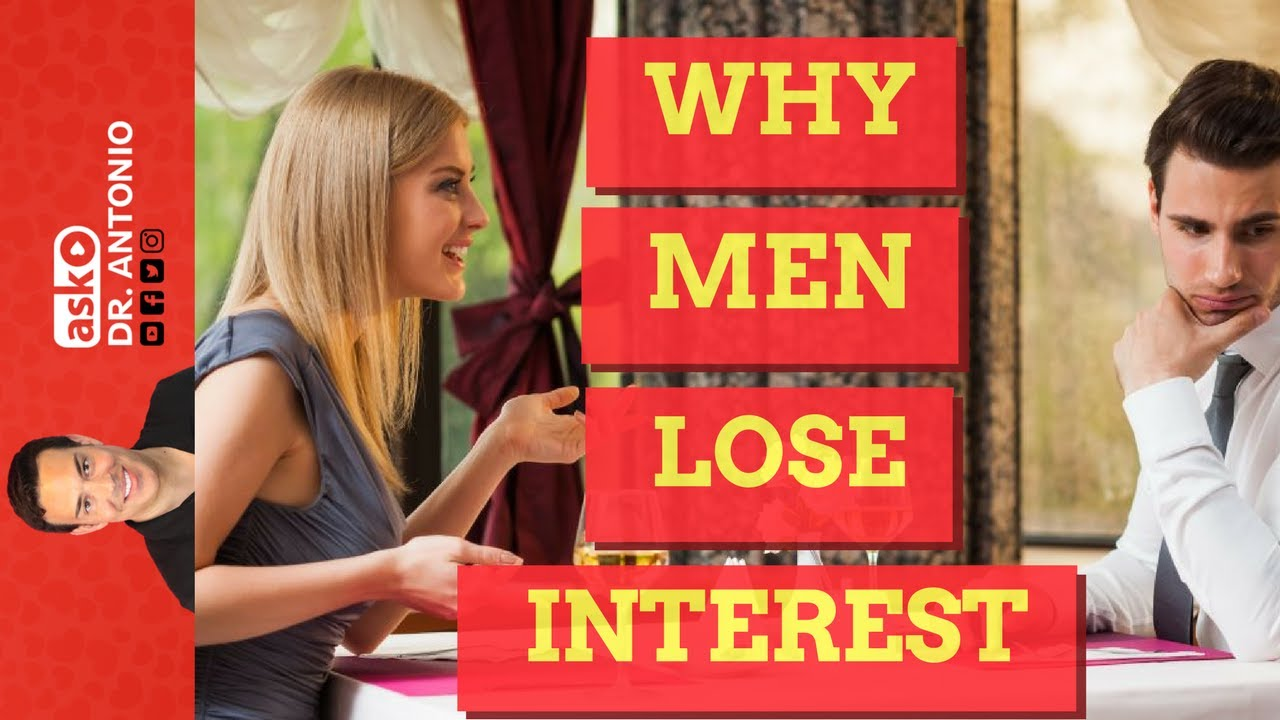 why girls lose interest in guys