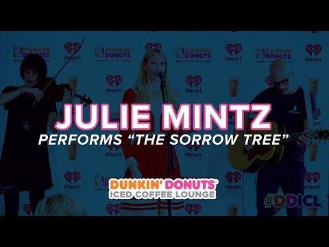 Julie Mintz Performs 'The Sorrow Tree' Live | DDICL
