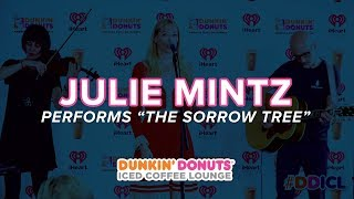 Julie Mintz Performs 'The Sorrow Tree' Live