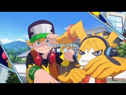 Digimon Theme Songs (Japanese)
