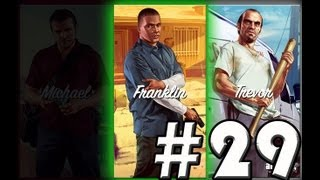 Grand Theft Auto 5 Playthrough | #29 | More of Devin