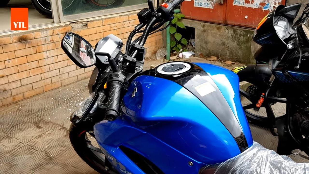 Gixxer 155 ABS FI ( Naked ) 2020,2019- Now in BD Fulfill Your Dream | Price Seem to be Within Range