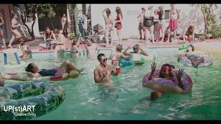 YoungOneStudio Corporate Client Video - 4th July Private Pool Parties
