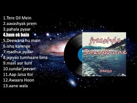 Freestyle Saxophone - Bollywood