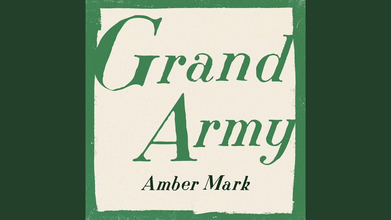 """Amber Mark - I Guess The Lord Must Be In New York City (From """"Grand Army"""")"""