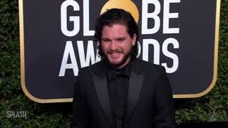 Kit Harington 'swung round by the testicles'   Daily Celebrity News   Splash TV