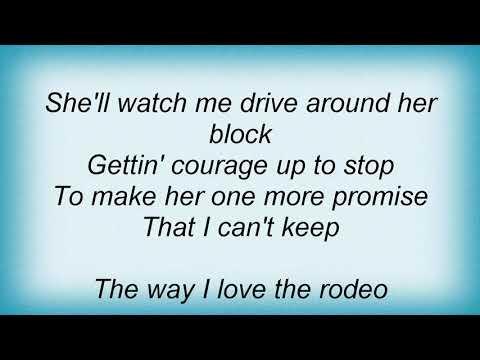Garth Brooks - Wild Horses Lyrics
