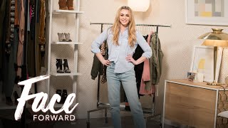 Sionne Wants Gigi Hadid's Clean, Classic Style | Face Forward | E! News