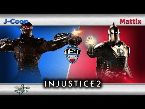 IJ2 @ Neil's (8-8) - J-Coop (Deadshot) vs. Mattix (Doctor Fate, Brainiac) - WR2