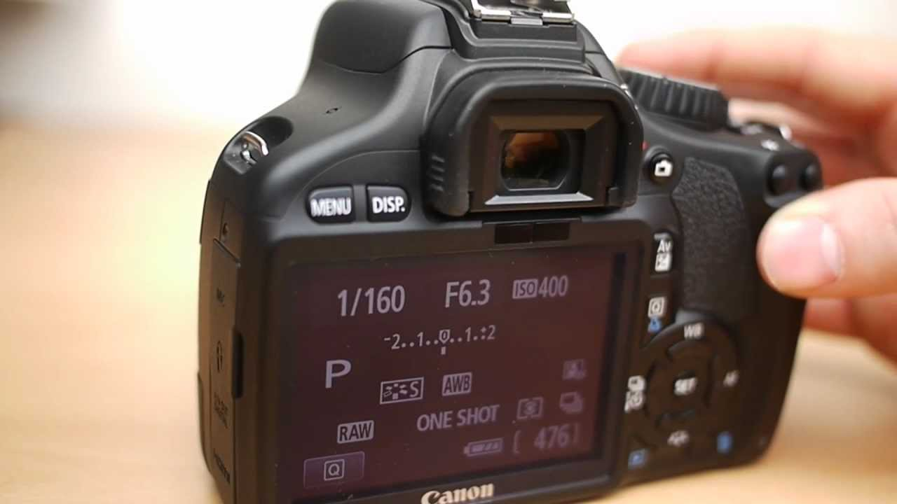 canon 550d basic operation beginners guide to the mode dial youtube rh youtube com Canon EOS 5D Canon EOS 700D