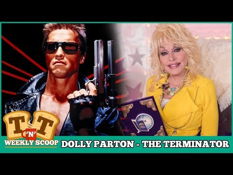 Weekly Scoop - Dolly Parton - The Terminator!