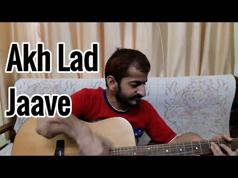 Akh Lad Jaave Song | T-Series Acoustics | Jubin Nautiyal | Loveyatri | Cover By Ramanuj Mishra
