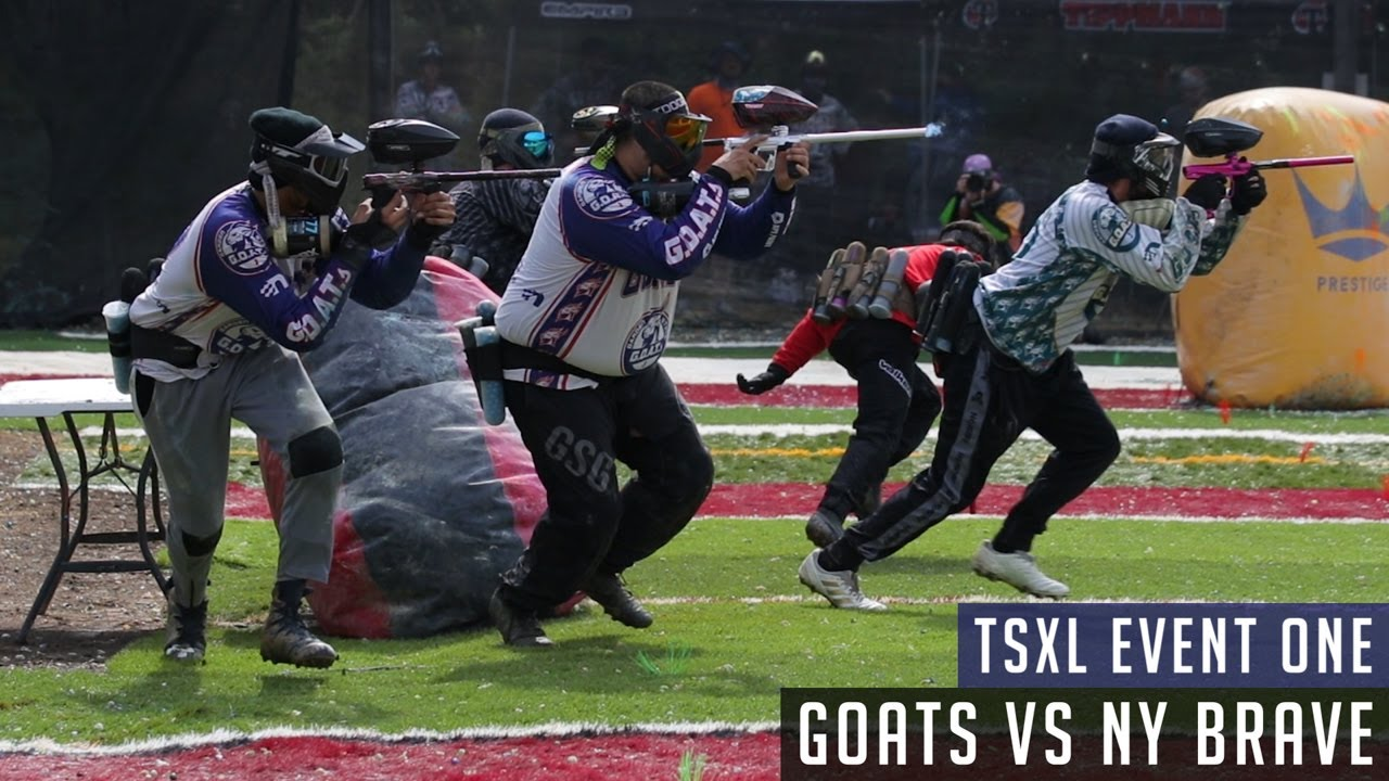 Every Point Matters | NY Brave vs Goats | TSXL Event One | D3 Xball Prelims