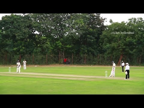 Hyderabad Vs Air india Match Moin-ud-Dowlah Gold Cup - Cric Sports Online