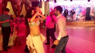 Восточные танцы в ресторане Саят Нова