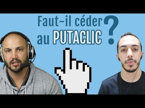 J'AI MAL A MON YOUTUBE : FAUT-IL CEDER AU PUTACLIC Feat GameMixTreize