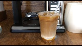 Iced Caramel Macchiato - newest Ninja Coffee Bar System