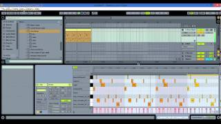 2Step Drum Beat Tutorial in Ableton Live 9 (Burial style)