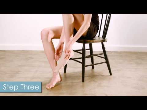 How To Put On Compression Stockings - Easily!
