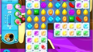 Candy Crush Soda Saga Level 628 Cleared