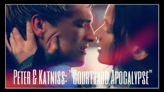 The Hunger Games: Mockingjay Part 2: Katniss and Peeta