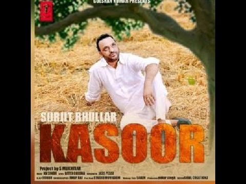Kasoor song lyrics
